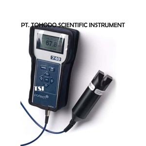 Alat Uji Kualitas Air Portable TSS Monitor