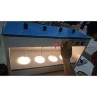 Jual Alat Laboratorium Umum Jar test/Flocculators 4  Spindel 1