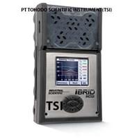 Jual IBRID MX-6 Portable Multi Gas Detector LEL O2 CO H2S 1