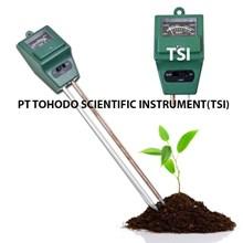 PH Meter- Soil Survey 3 in 1  Alat survei tanah