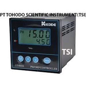Jual PH Meter -PH ORP Controller Kedida CT-6659
