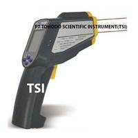 Jual Termometer inframerah- Dual laser targeting + type K thermometer 1