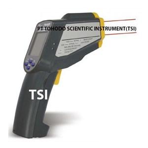 Jual Termometer inframerah- Dual laser targeting + type K thermometer