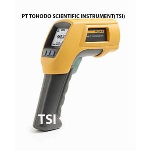 Jual Termometer inframerah-Infrared Thermometer Fluke 566