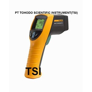 Jual Termometer inframerah-Infrared and Contact Thermometer Fluke 561