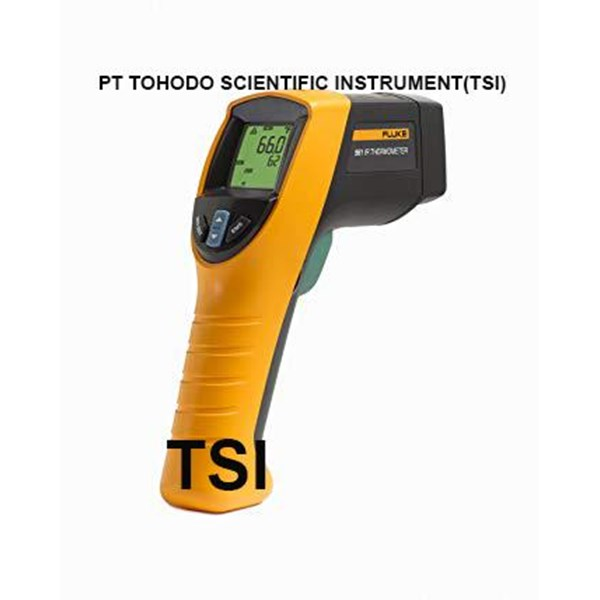 Termometer inframerah-Infrared and Contact Thermometer Fluke 561