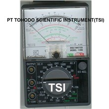Jual Multimeter-KYORITSU ANALOGUE MULTIMETER 1109S