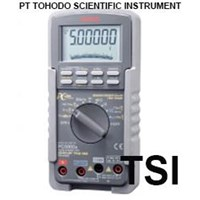 Multimeter-Digital Jual Multimeters/High Accuracy & high resolution KMPC5000a (50000 & 500000 Count) 1