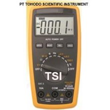 Jual Multimeter-Auto Range Digital MultiMeter with 3999 Counts KM-89