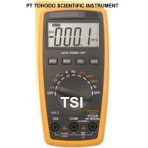 Jual Multimeter-Auto Range Digital MultiMeter with 3999 Counts KM-89