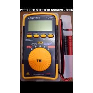 Jual Multimeter-Pocket Digital Multimeter KMPD10