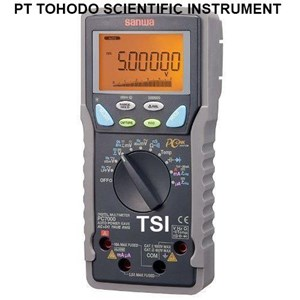 Jual Multimeter-Digital Multimeter SANWA PC7000