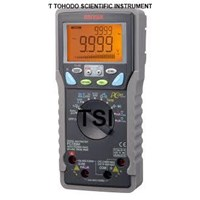 Multimeter-High Accuracy & high resolution PC5000a (50000 & 500000 Count)