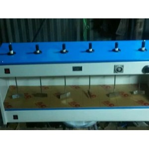 Jual Alat Laboratorium Umum-Flocculators 6 spindle
