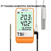 Termometer Ruangan-Humidity & Temperature Data Logger Elitech GSP-6