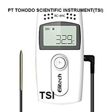 Jual Termometer Ruangan-Humidity and Temperature Data Logger USB Elitech RC-4HC
