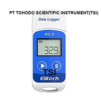 Termometer Ruangan- Temperature Data Logger USB Elitech RC-5 1