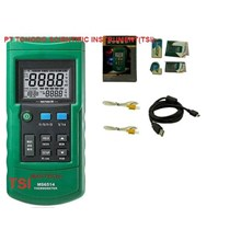 Jual Termometer Ruangan-Thermometer with Data Logging Mastech MS6514