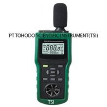 Jual Alat Uji Volume Suara- Environment Tester MASTECH MS6300