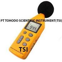 Jual Alat Pengukur Intensitas Kebisingan-Sound Level Meter DSM-814  1