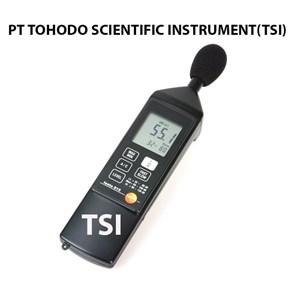 Jual Alat Uji Volume Suara-testo 815 - Sound level measuring instrument