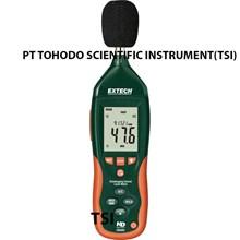 Jualn Alat Uji Volume Suara-Datalogging Sound Level Meter Extech HD600