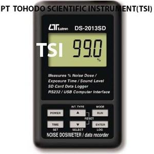 JUAL Alat Uji Volume Suara-Noise Dosimeter - SD Card Data Logger DS-2013SD