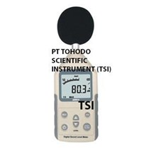 Jual Alat Uji Volume Suara-SOUND LEVEL METER-IntellSafe - SOUND LEVEL METER - KMAR814