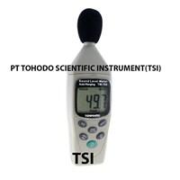 Jual Alat Uji Volume Suara-Autoranging Sound Level Meter with Datalogger KMTM-103