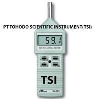 Jual Alat Uji Volume Suara-SOUND LEVEL METER Model : SL-4011