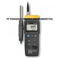 Jual Jual Alat Uji Volume Suara-SOUND LEVEL METER separate probe. Model  SL-4013