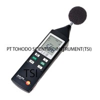 Jual Jual Alat Uji Volume Suara-testo 816 - Sound level measuring instrument with AC/DC output for data readout