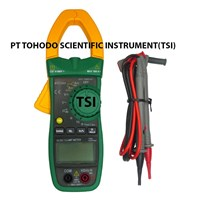 Surabaya Jual Electrical Bus Trunking-Clamp Multimeter AC/DC Mastech MS2138R