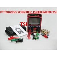 Surabaya  Clamp Meter-Insulation Tester Benetech GM3123