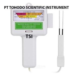 Surabaya  Chlorine Tester-PH + Chlorine Tester for Swimming Pool & Spa