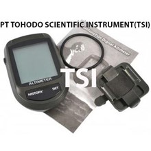 Surabaya Jual Alat Ukur Ketinggian- Altimeter 8 in 1 with Bike Holder DA13