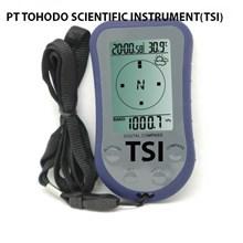 Surabaya Jual Alat Ukur Ketinggian-Altimeter Barometer Thermometer Compass WS110