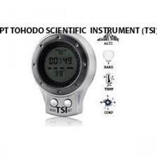Surabaya Jual Alat Ukur Ketinggian-Altimeter Compass Barometer 6 IN 1