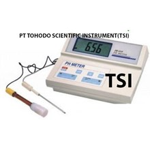 Surabaya Jual ORP Meter-ORP + PH + Thermometer 3 in 1 DW16