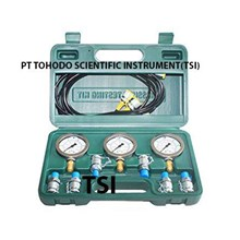 Surabaya Jual Alat Ukur Tekanan Gas-Hydraulic Pressure Test Kit XZTK-60