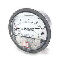 Surabaya Jual Alat Ukur Tekanan Gas-Magnehelic Differential Pressure Gage - Series 2000 -1 kPa