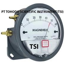 Surabaya Jual Alat Ukur Tekanan Gas-Magnehelic Differential Pressure Gage Series 2000-60PA