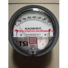 Surabaya Jual Alat Ukur Tekanan Gas-Magnehelic Differential Pressure Gage - Series 2000-750PA