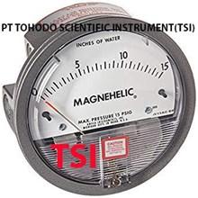 Surabaya Jual Alat Ukur Tekanan Gas-Magnehelic Differential Pressure Gage- Series 2015