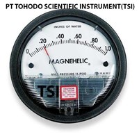 Surabaya  Alat Ukur Tekanan Gas-Magnehelic Differential Pressure Gauge 0 - 1 PSI
