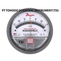 Surabaya  Alat Ukur Tekanan Gas-Magnehelic Differential Pressure Gage - Series 2230 0-30psi
