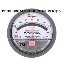 Surabaya Jual Alat Ukur Tekanan Gas-Magnehelic Differential Pressure Gage - Series 2230 0-30psi