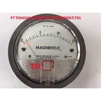 Surabaya  Alat Ukur Tekanan Gas-Magnehelic Differential Pressure Gage - Series 2000-15CM