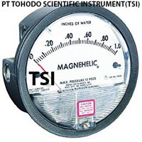 Surabaya Surabaya Alat Ukur Tekanan Gas-Magnehelic Differential Pressure Gage - Series 2000-50MM