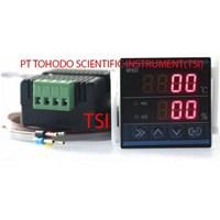 Surabaya Jual Termometer Digital- Humidity Temperature Controller HTTDK